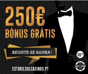 100% LEGAL Casino online em Portugal